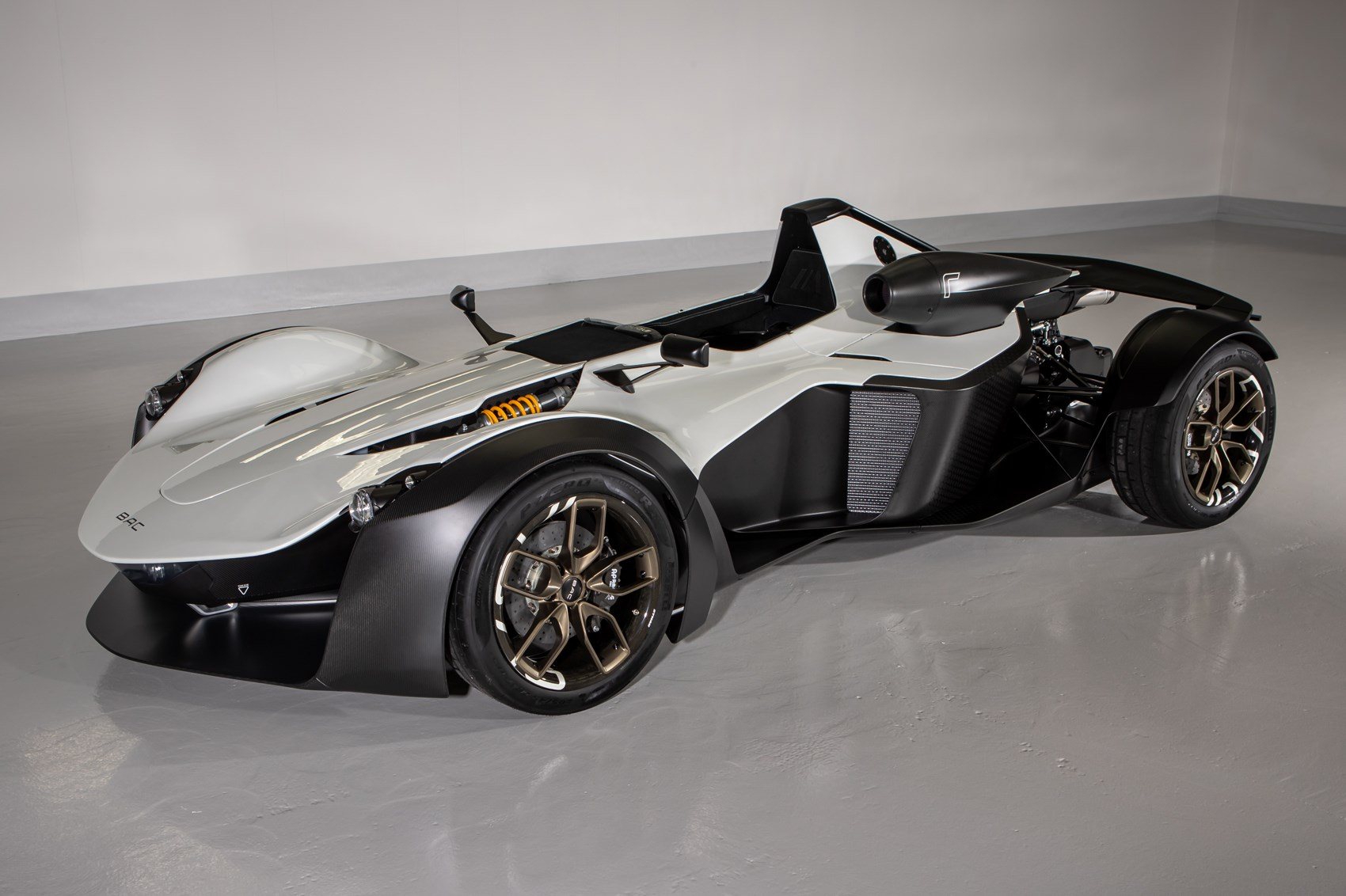 BAC launches new Mono R