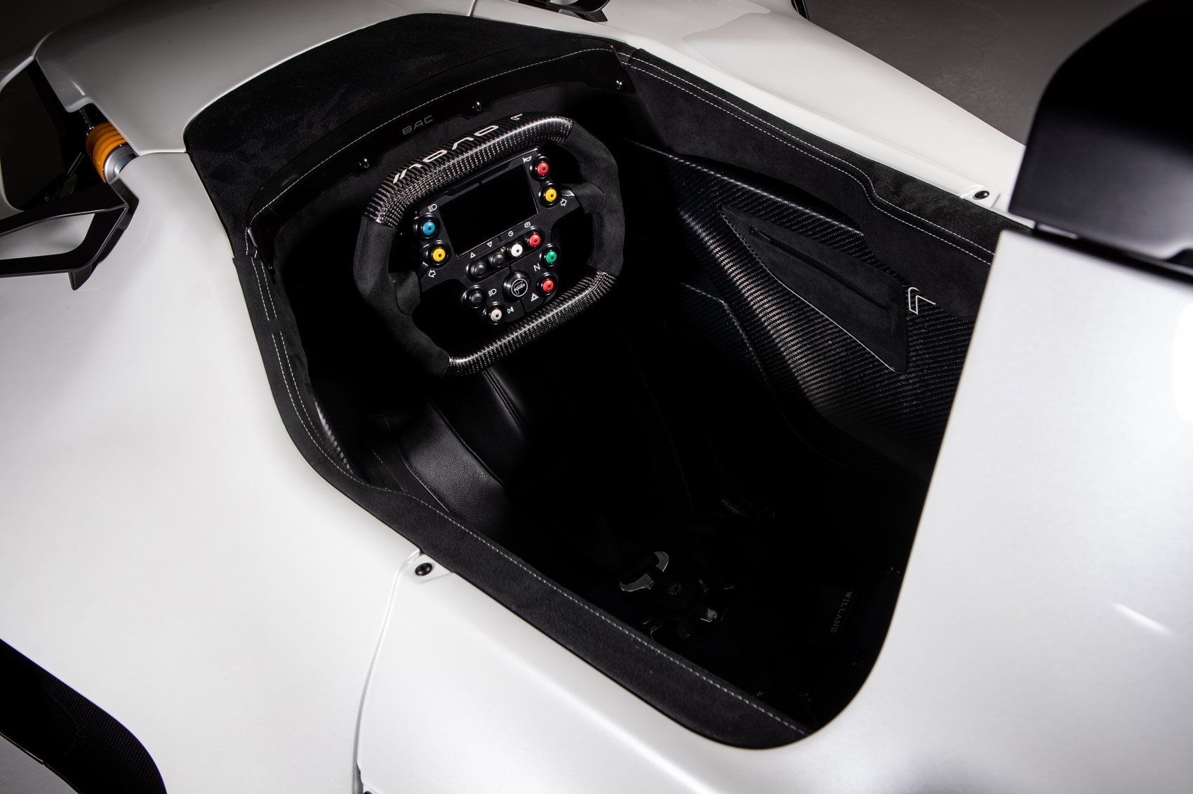 The Extreme BAC Mono R Wasn't Made For Us