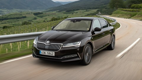 Skoda Superb 2019 Review Wasn T Broke Fixed Anyway Car Magazine