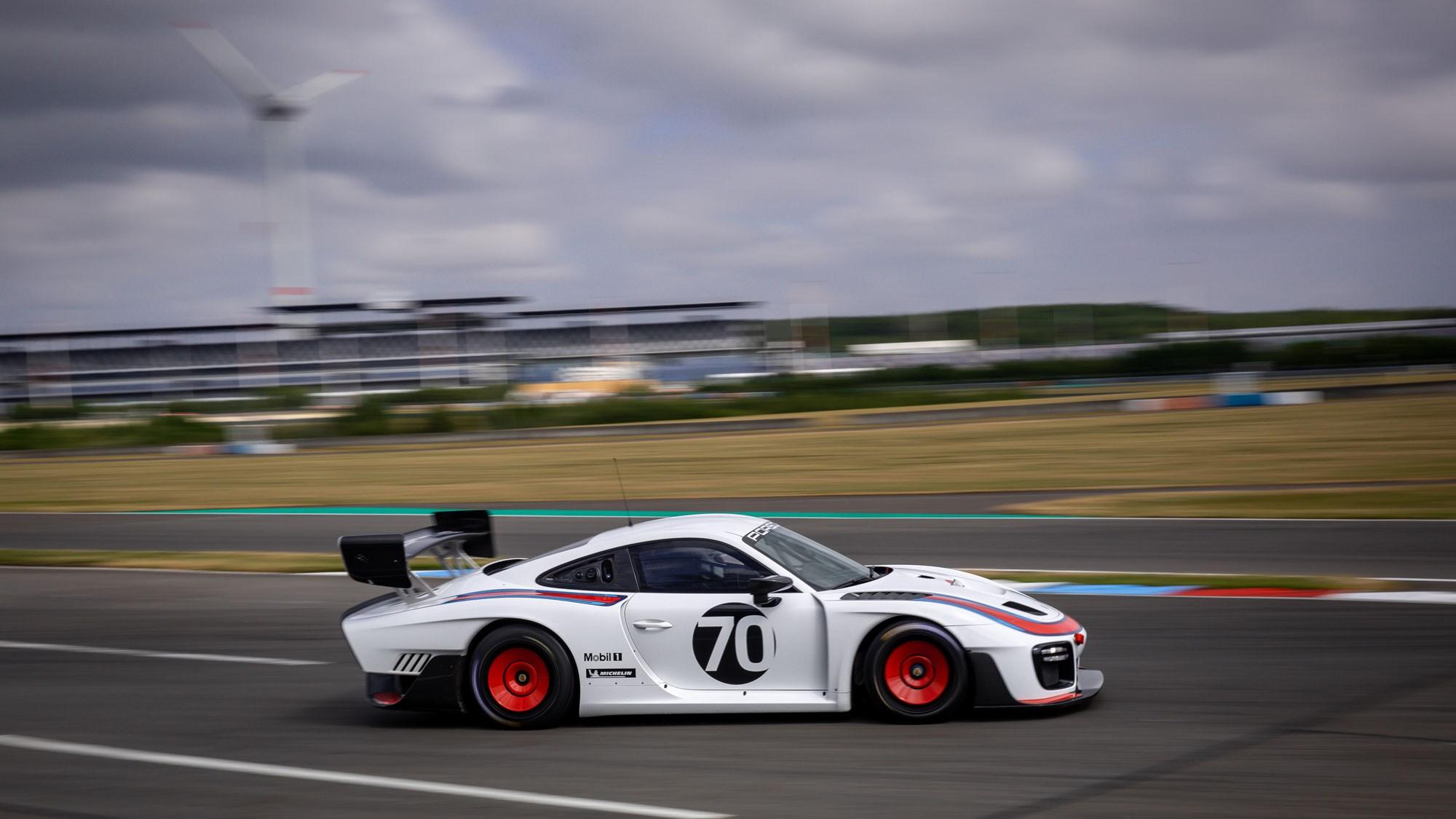 Great Porsche 935 review