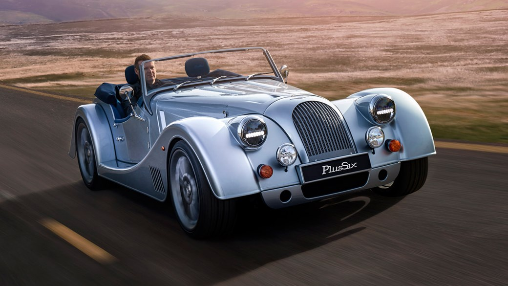 Morgan Plus Six (2019) review: the most well-rounded Mog yet | CAR