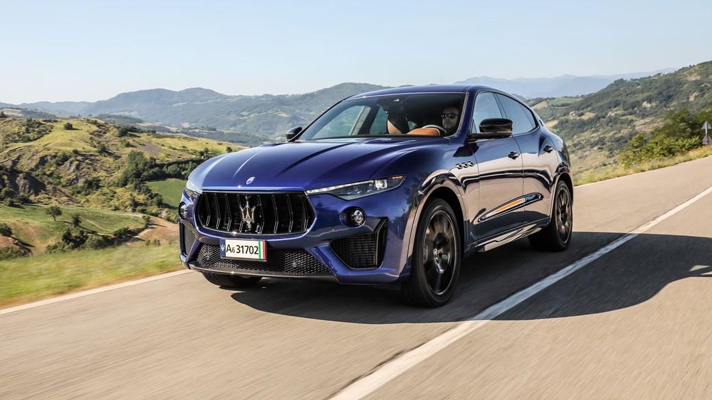 2019 Maserati Levante Trofeo Review >> Maserati Levante Trofeo V8 Review Fast Fun Flawed Car Magazine