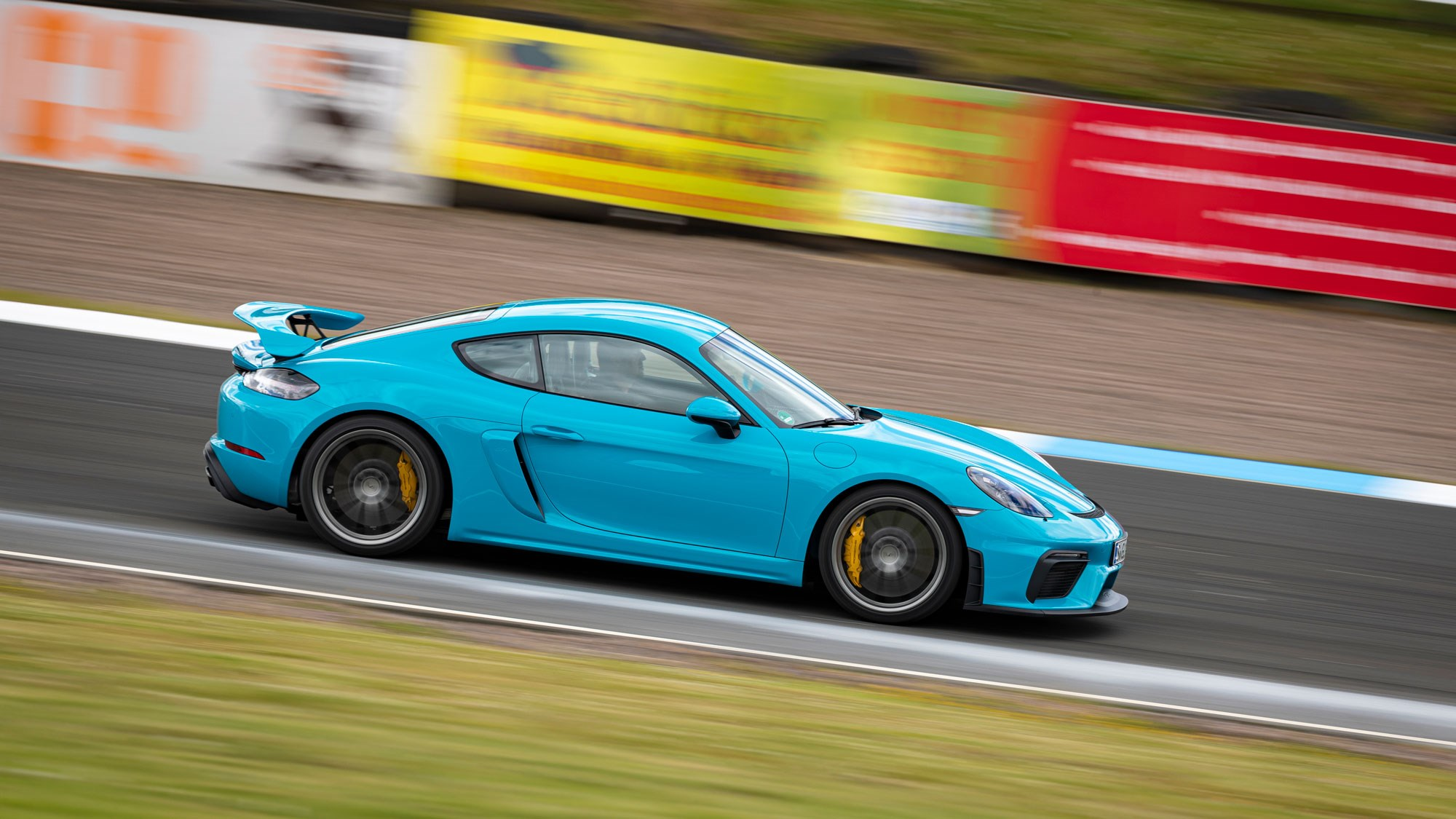 Porsche Cayman 718 GT4 review: mid-engined masterpiece | CAR Magazine