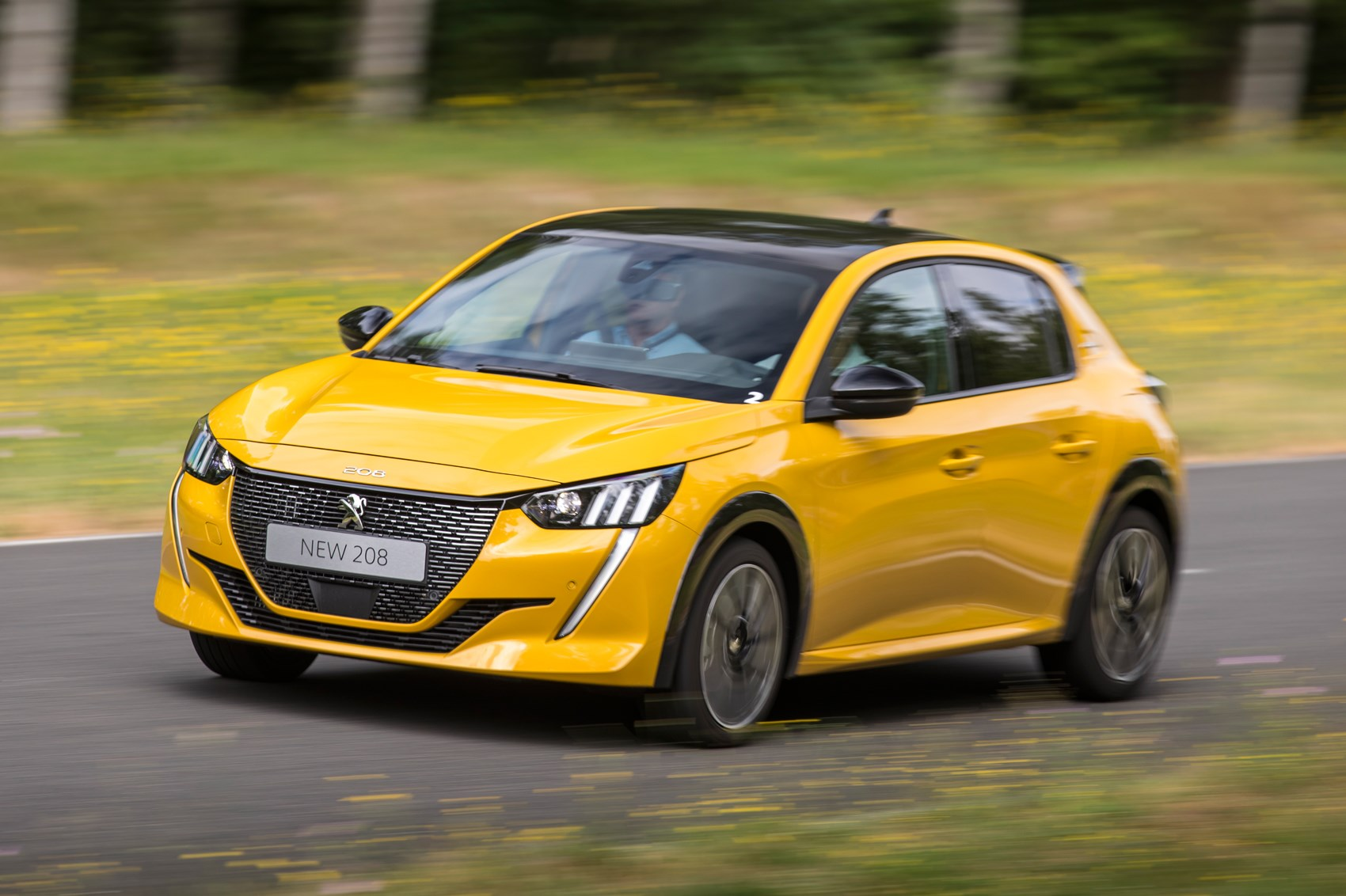 Peugeot 208 Prototype (2020) Review: Shaping Up Nicely