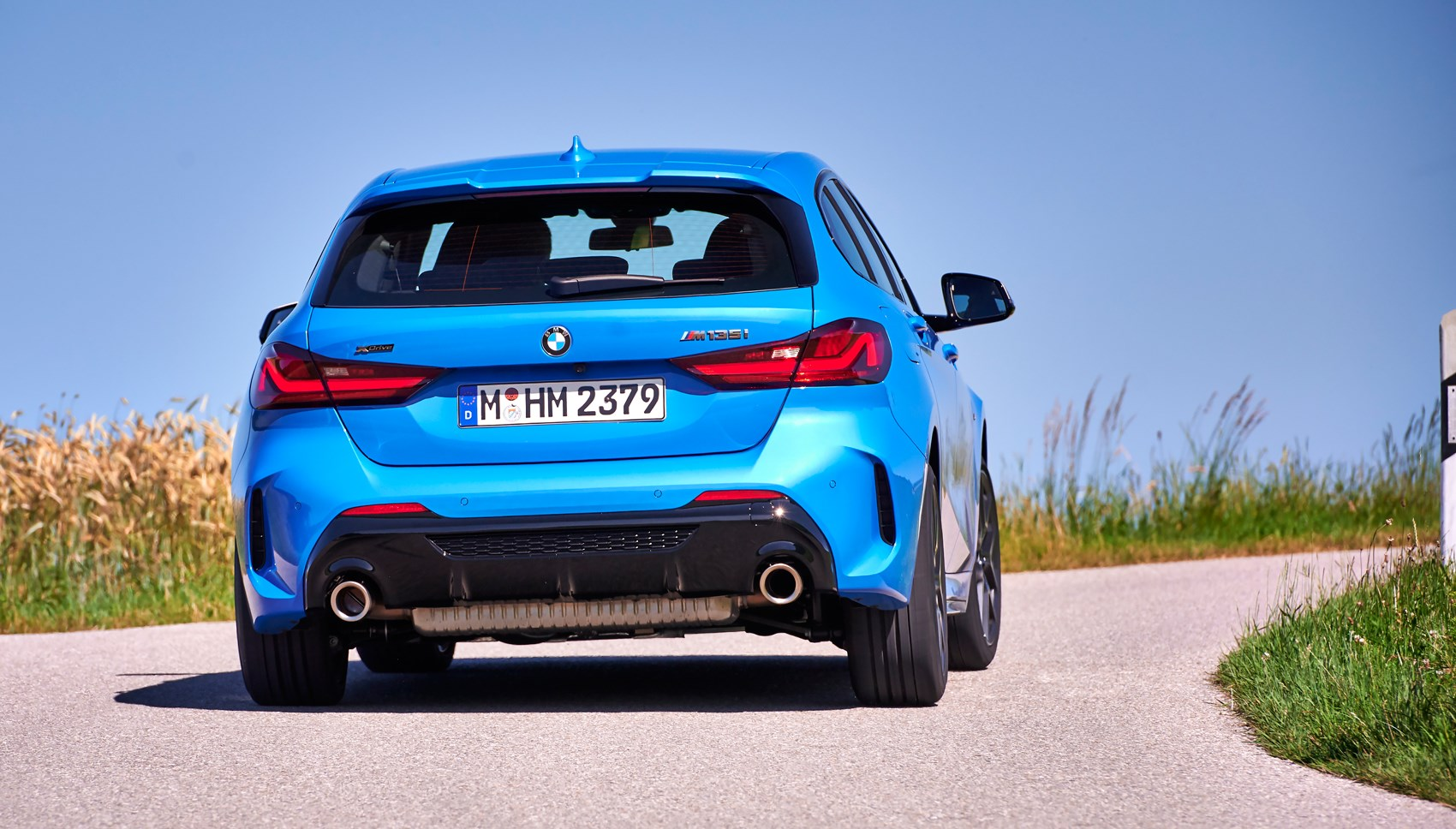 Bmw 1 Series 2019 Review Rip Rear Wheel Drive Car Magazine
