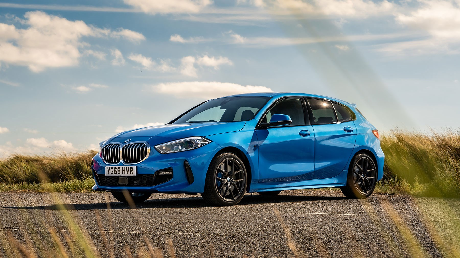 BMW 1-series review and UK road test
