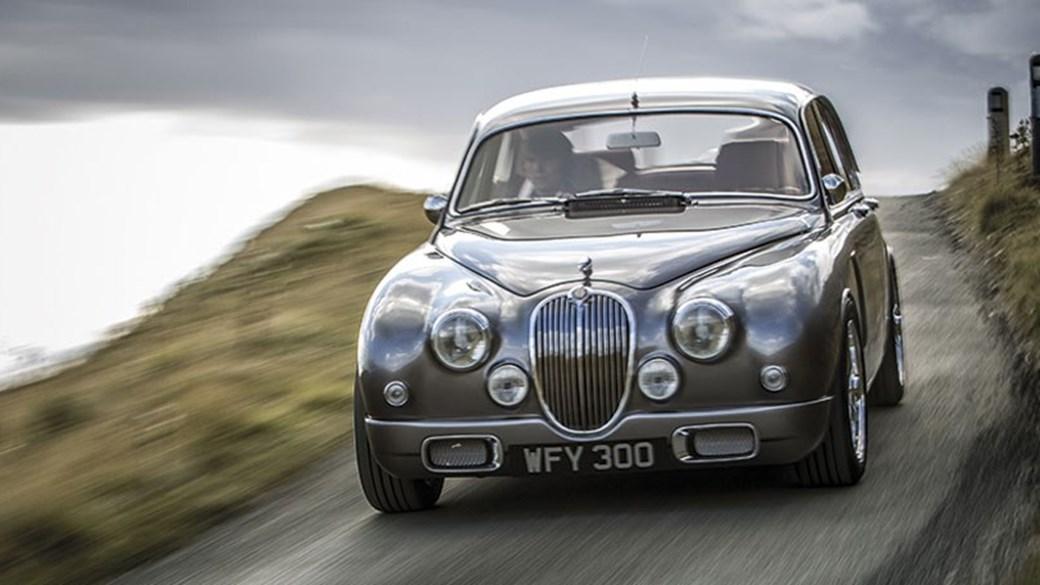 What Ian Callum Did Next Set Up His Own Bespoke Car Design Agency