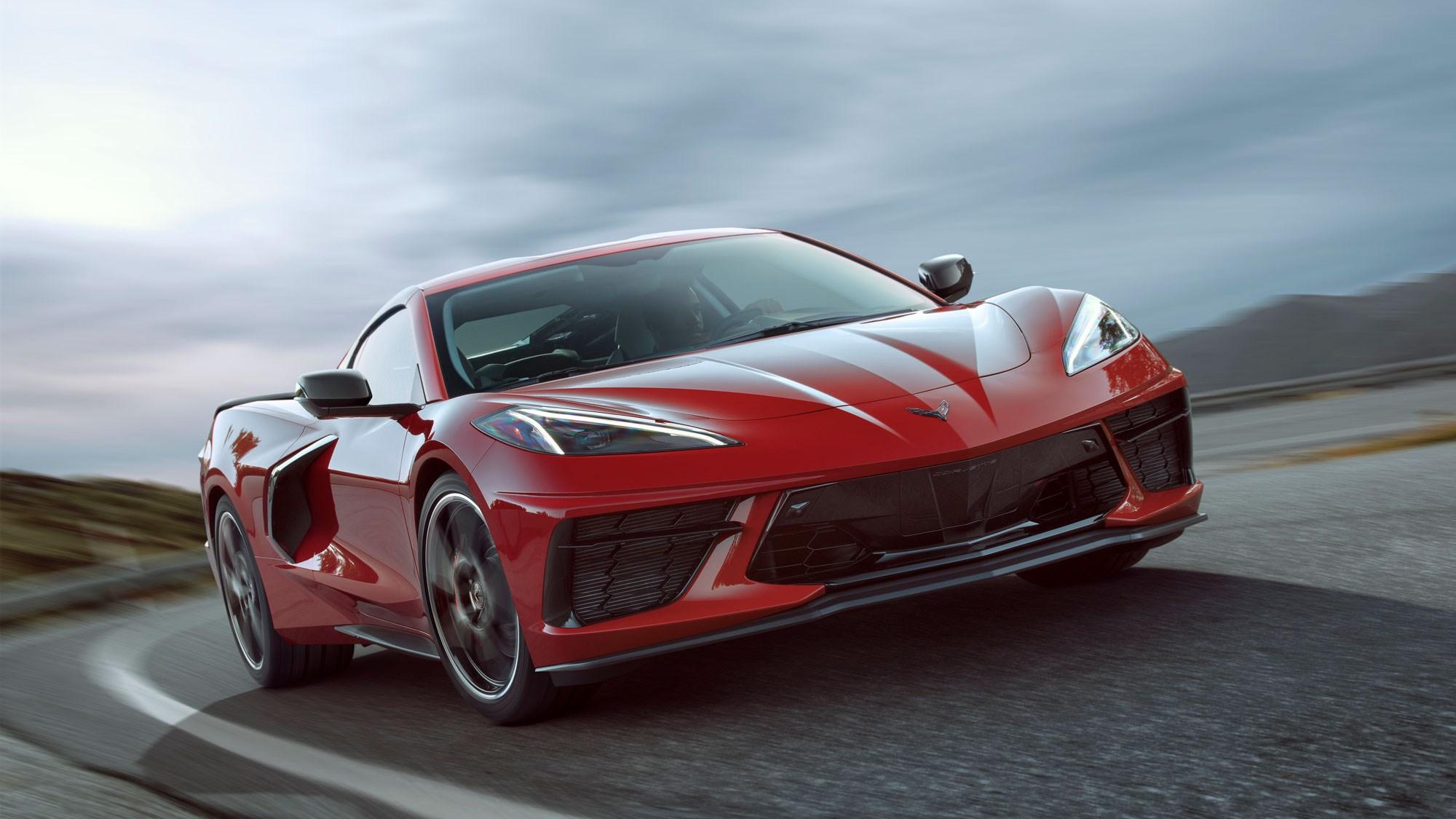 New mid-engine Corvette starts under $60000