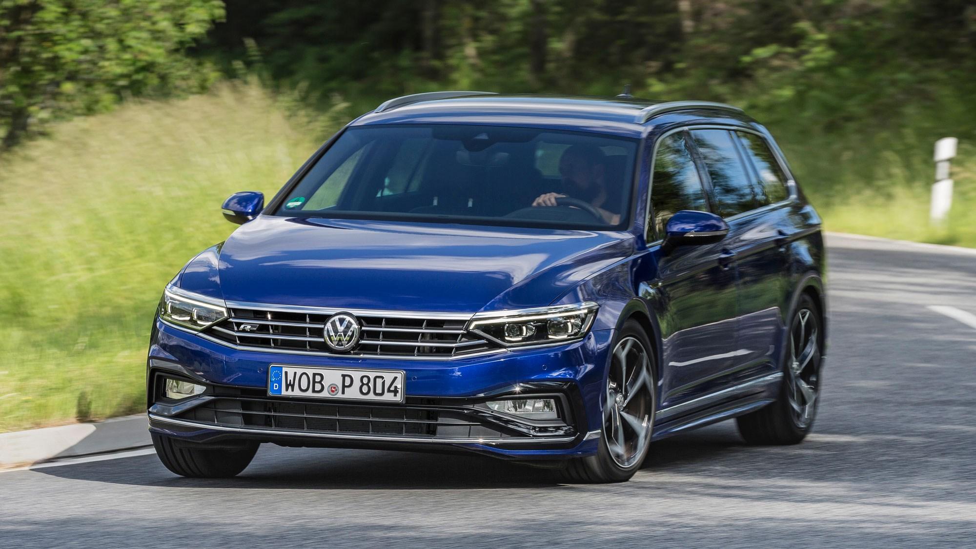 New Volkswagen Passat Estate Review Car Magazine