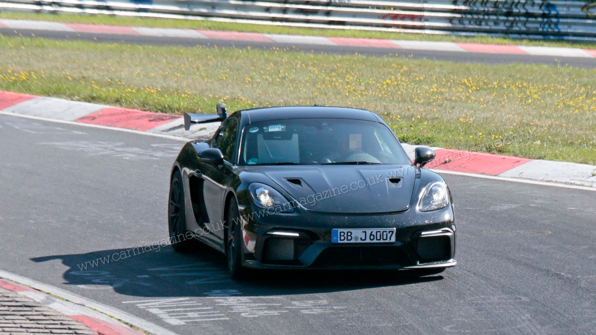 Porsche Gt4 Rs >> Porsche 718 Gt4 Rs Spied Ultimate Cayman Tests At The Ring