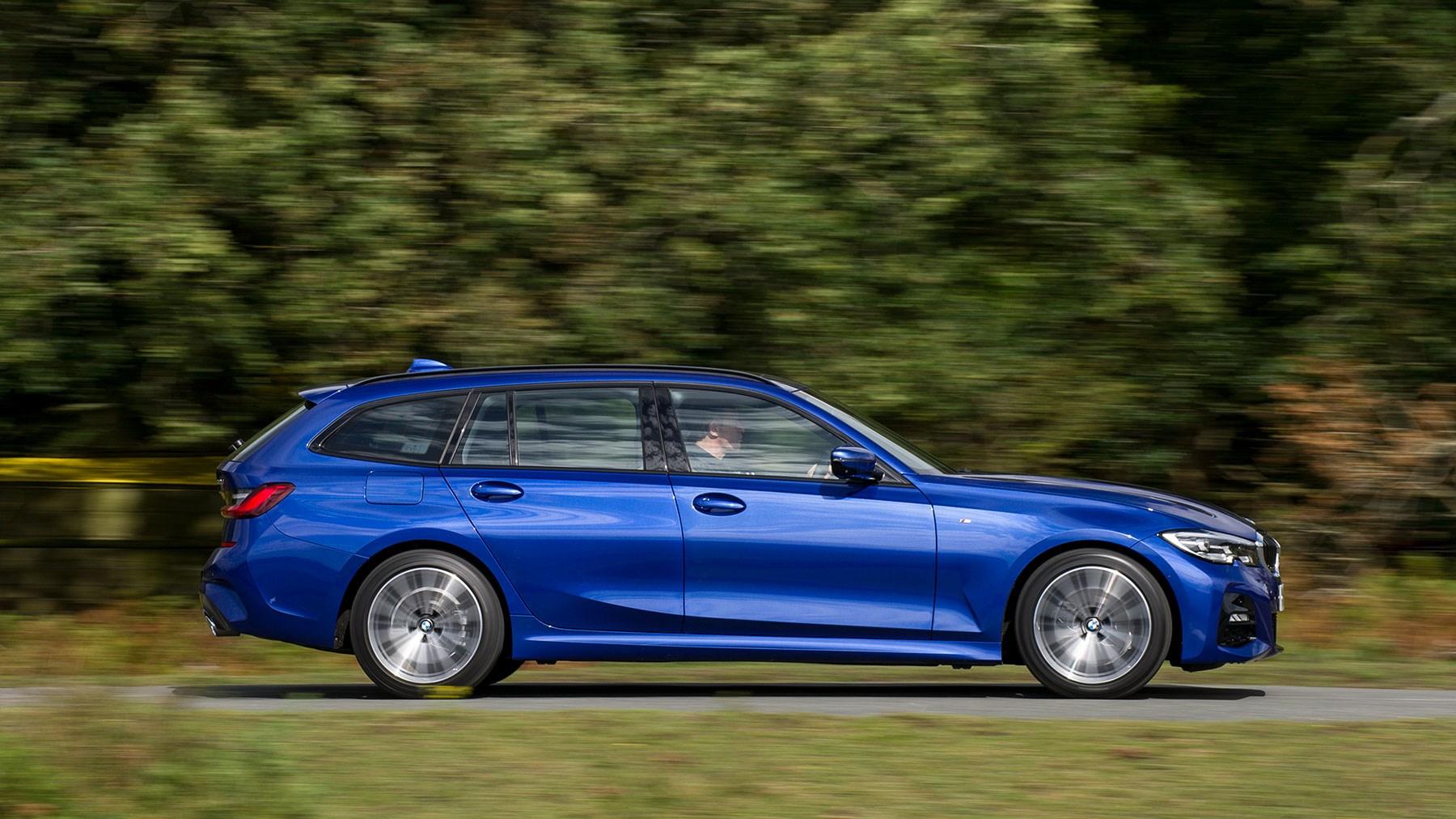 BMW 3-series Touring estate: 320d xDrive
