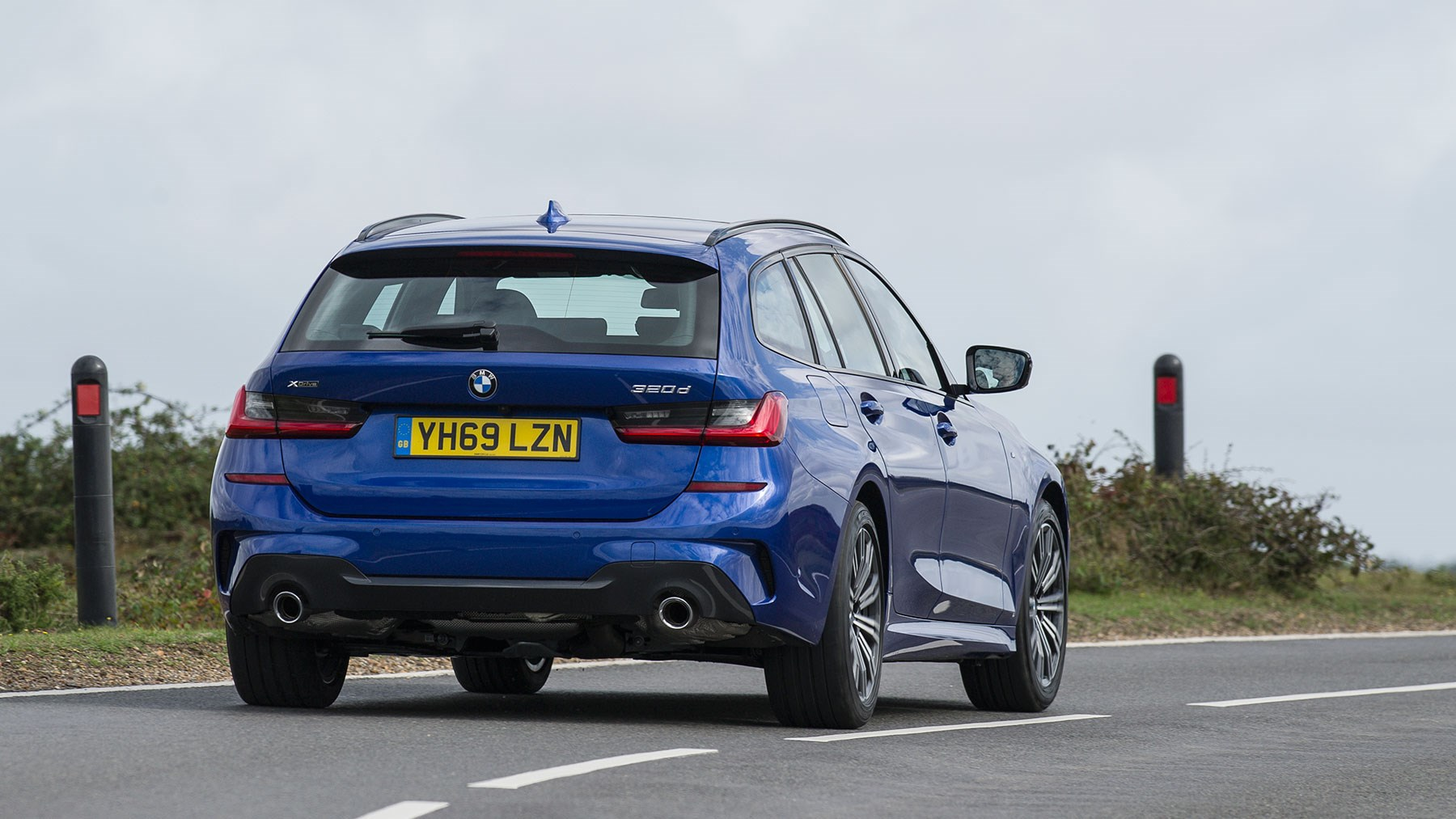 BMW 3-series Touring review: CAR magazine road tests the new 320d xDrive estate