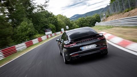 The next Porsche Panamera will borrow from the 992
