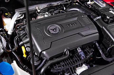 Cupra engine