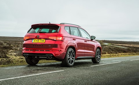 Our new long-term test car: the 2019 Cupra Ateca