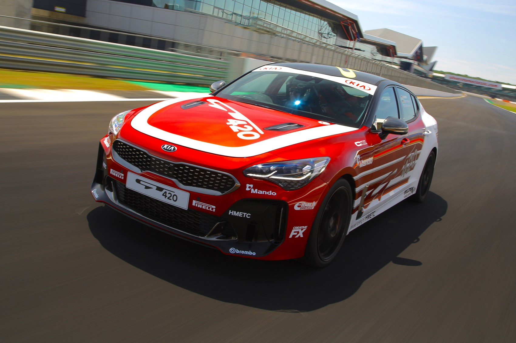 Kia Stinger GT420 (2019) review: one of a kind