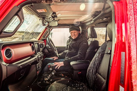 Best 4x4 Wrangler interior mud