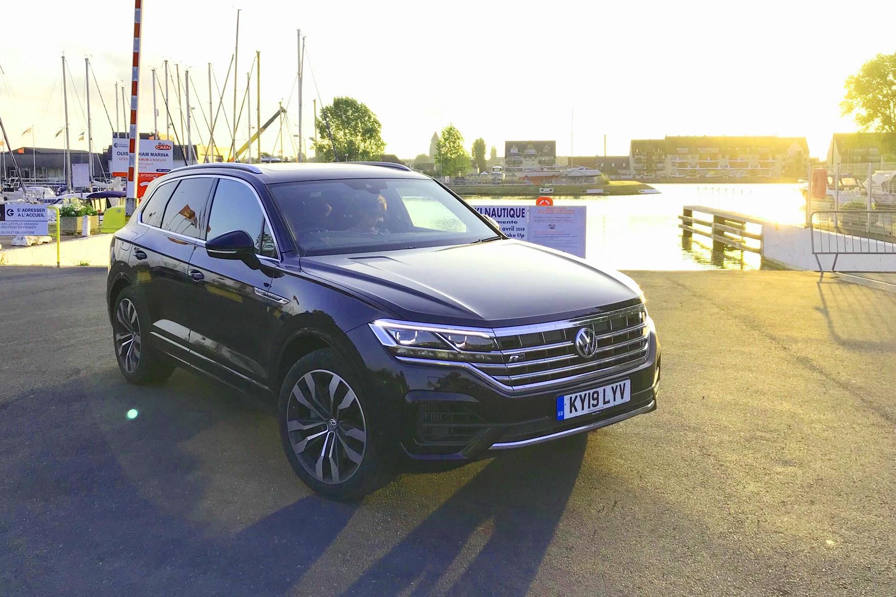 Volkswagen Touareg Review Car Magazine
