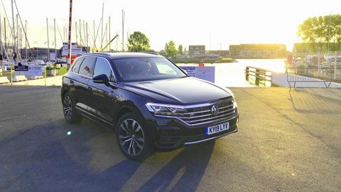 volkswagen touareg review car magazine volkswagen touareg review car magazine