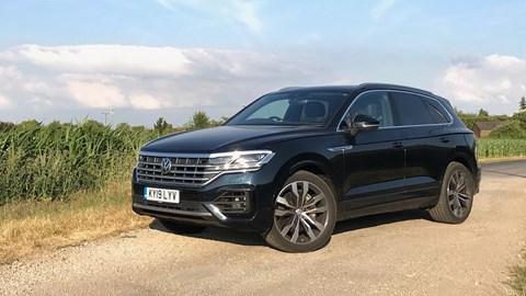 2019 VW Touareg: Larger, Lighter, Smarter, Agiler >> Volkswagen Touareg Review Car Magazine