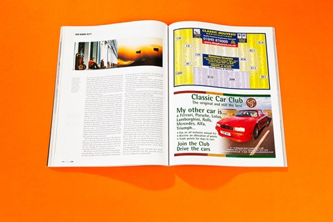 WriterPilot, CAR magazine, June 2000
