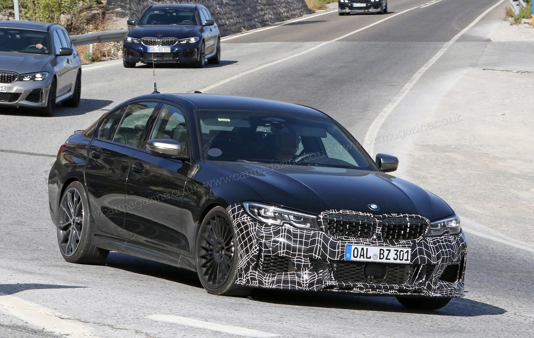 New 2020 Alpina B3 Spy Photos Car Magazine