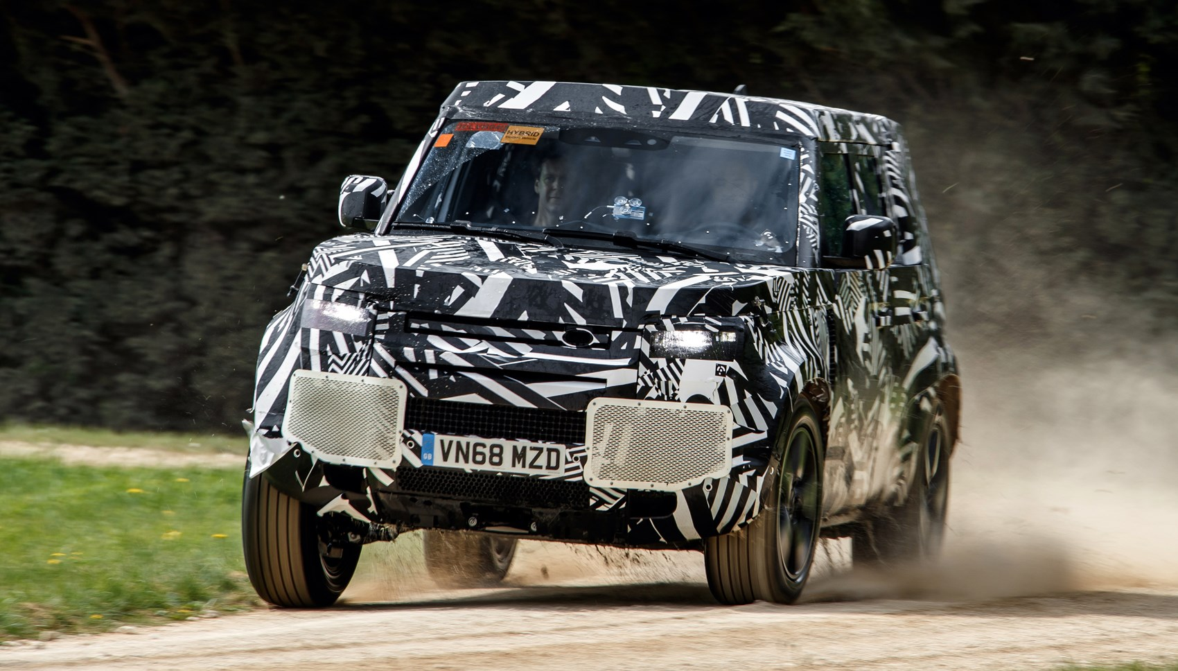 Land Rover Defender (2019): first ride review