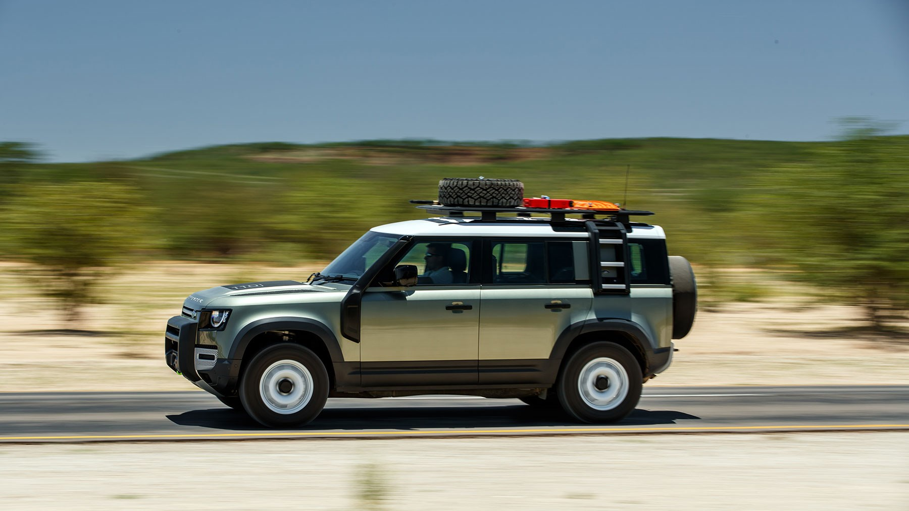 The new 2020 Land Rover Defender review