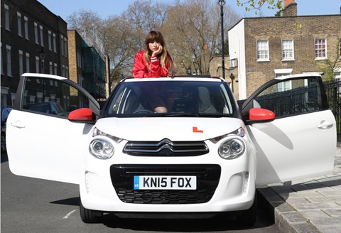 Learner drivers: are first cars getting smarter?