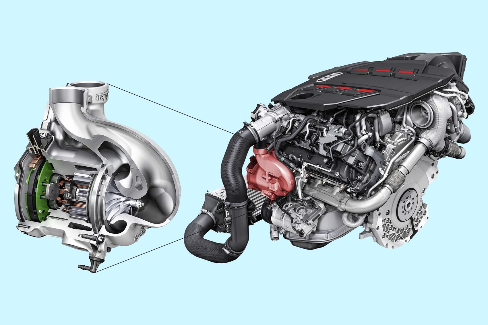 Car Explains  Audi U0026 39 S S Tdi Engine