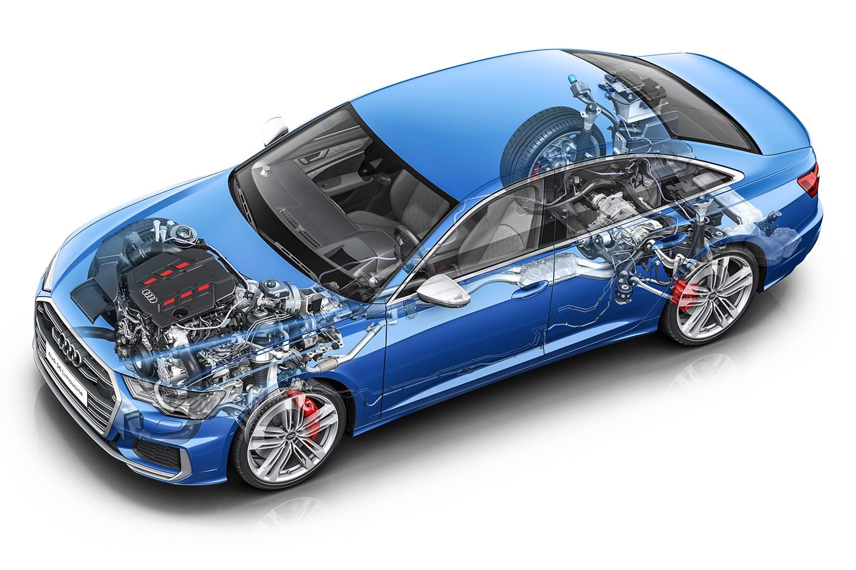 Car Explains Audi S S Tdi Engine Car Magazine