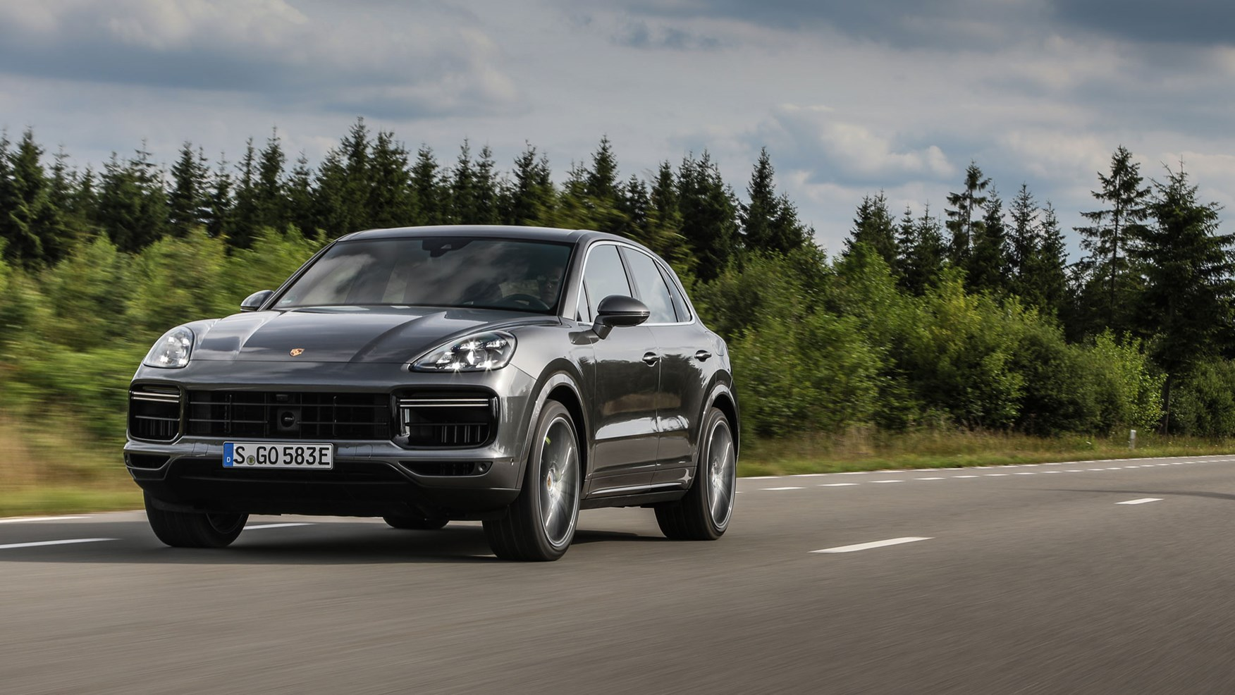 Porsche Cayenne Turbo S E Hybrid 2020 Review Car Magazine