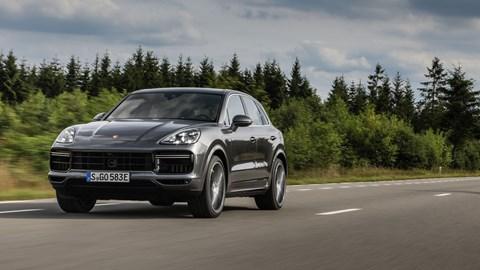 Cayenne Turbo S >> Porsche Cayenne Turbo S E Hybrid 2019 Review 670bhp