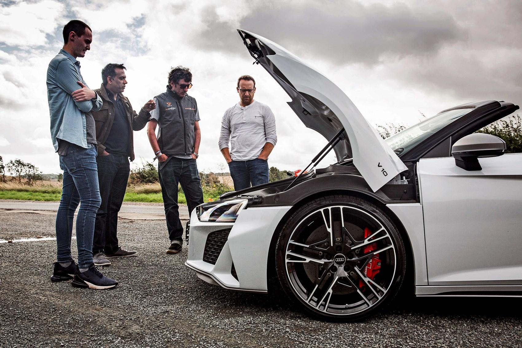 Audi R8 Spyder Long Term Test Review 2020 Car Magazine