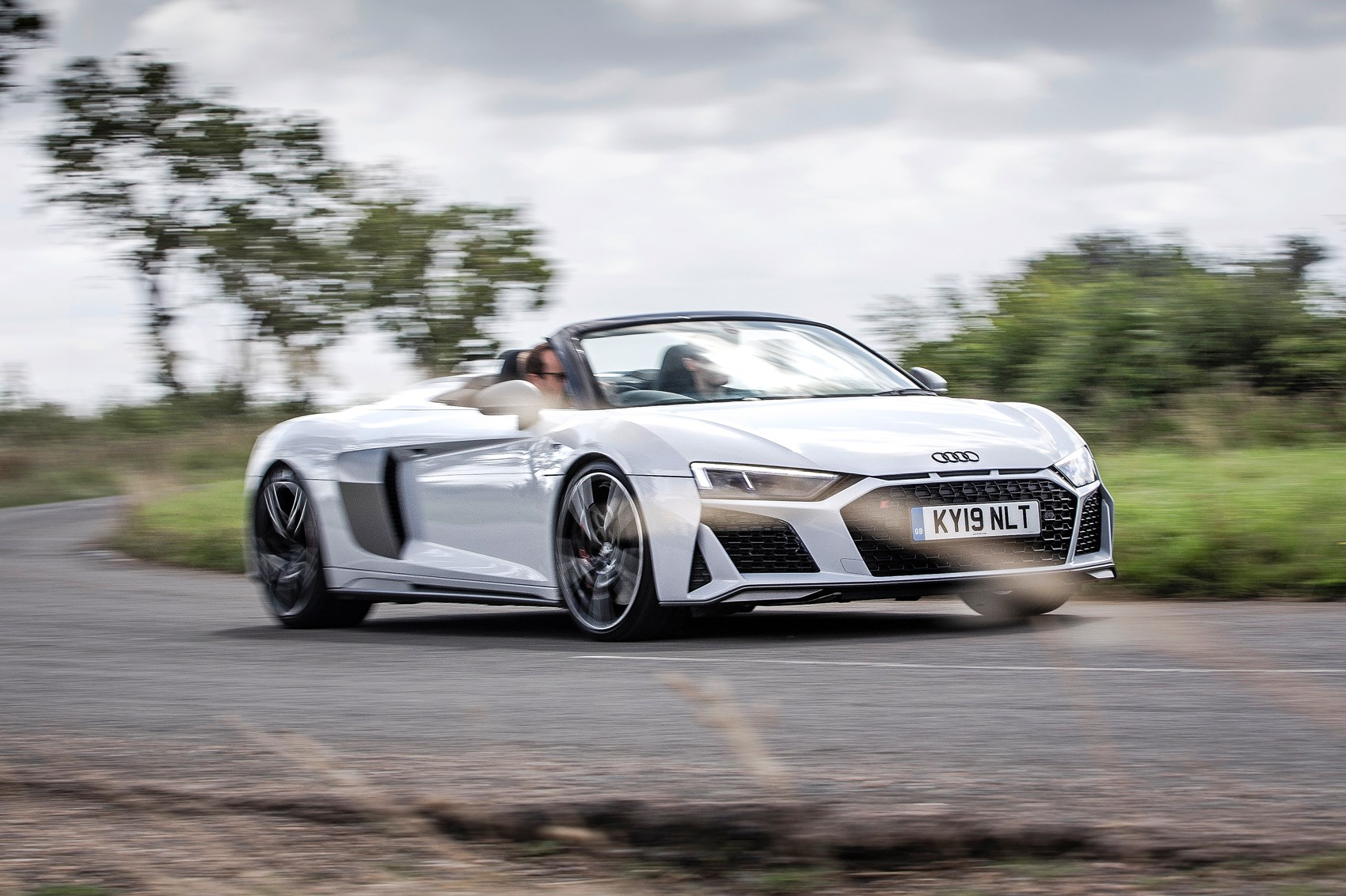 Audi R8 Spyder Long Term Test Review 2020 Car Magazine