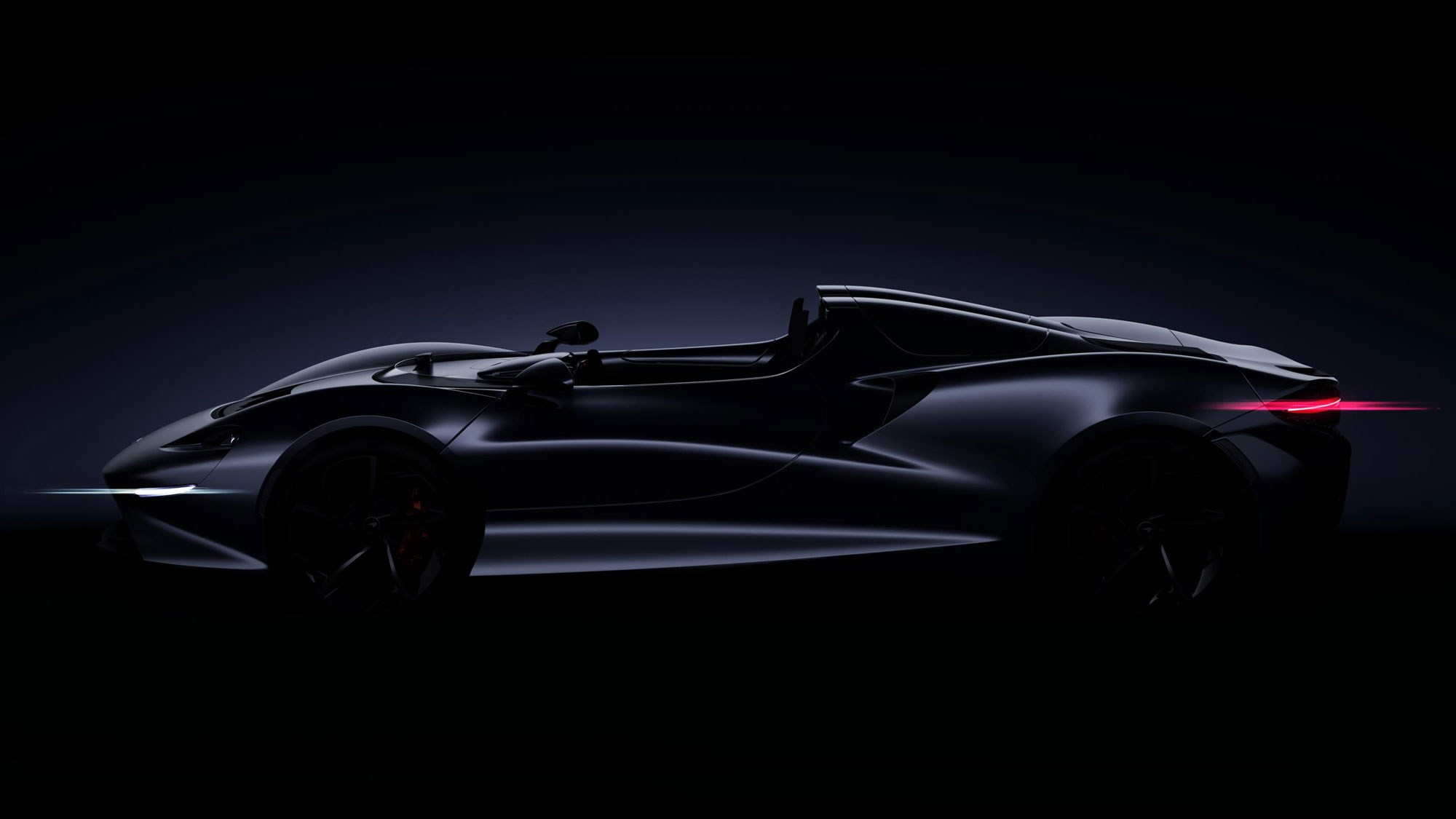 McLaren releases first teaser of all-new Ultimate Series model