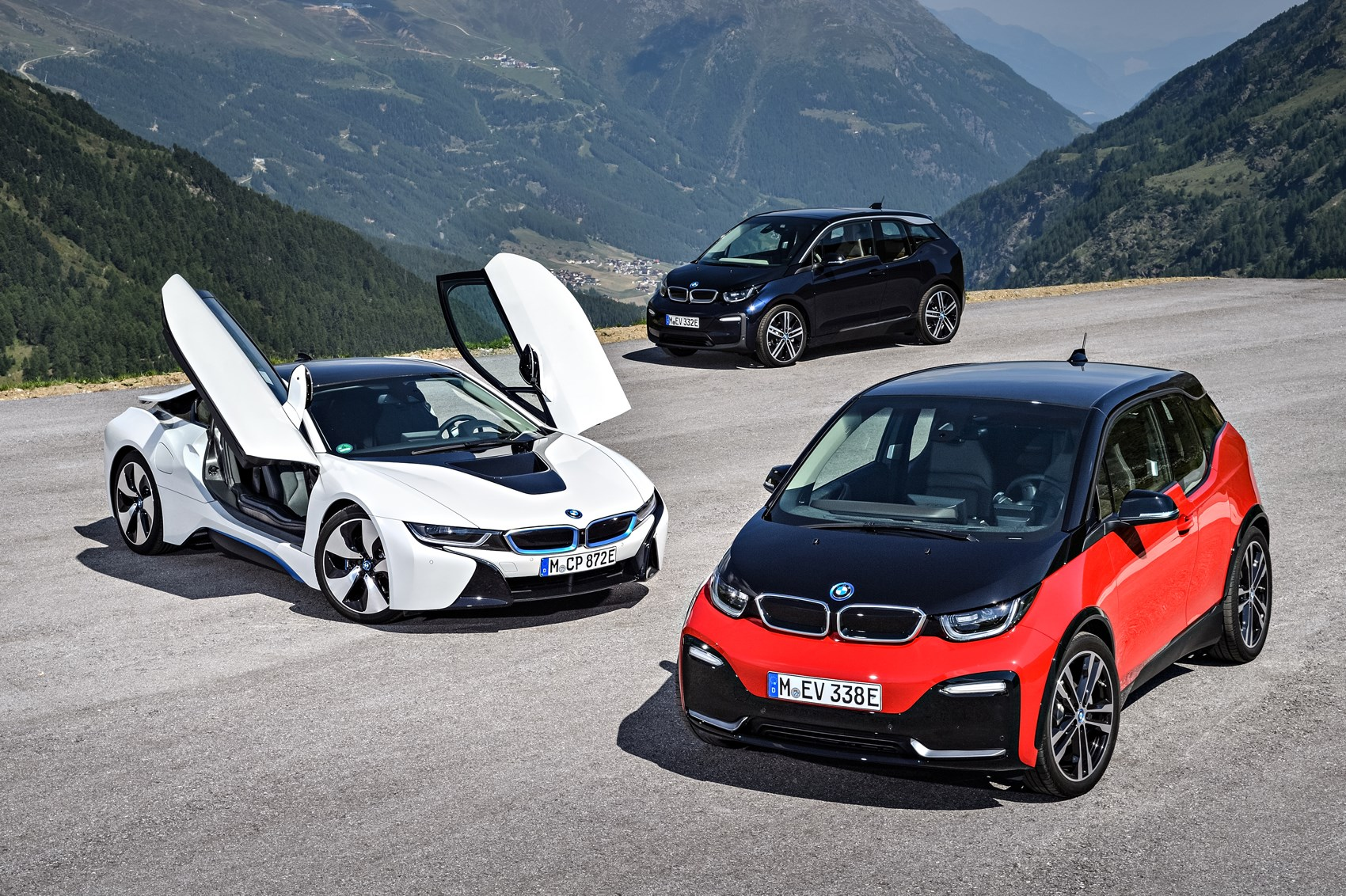 Bmw Electric Munich S Present And Upcoming Evs In Detail Car Magazine
