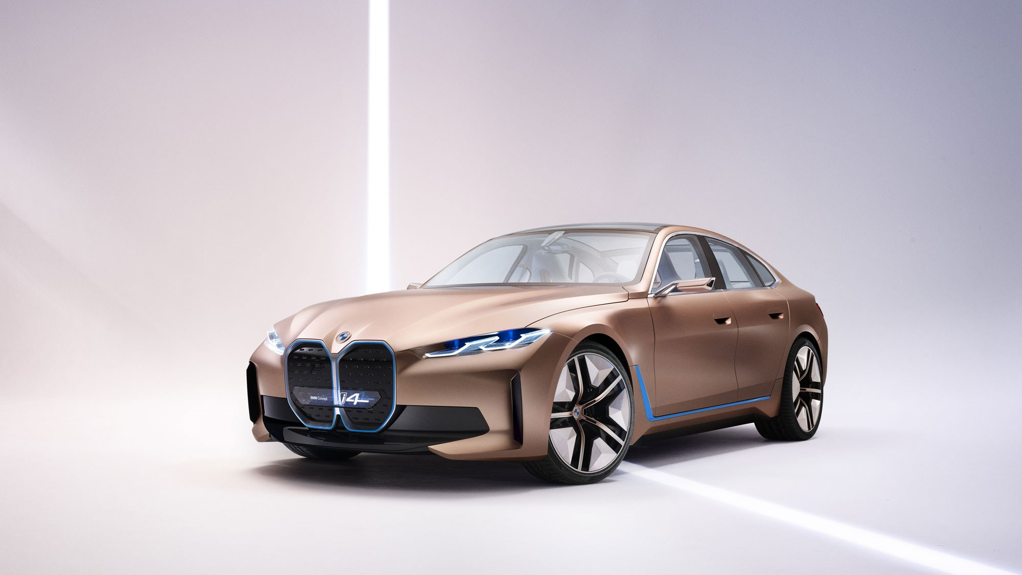 bmw all cars electric2021
