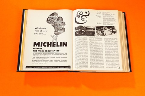 An archive gem from CAR magazine: our 1965 Porsche 911 review