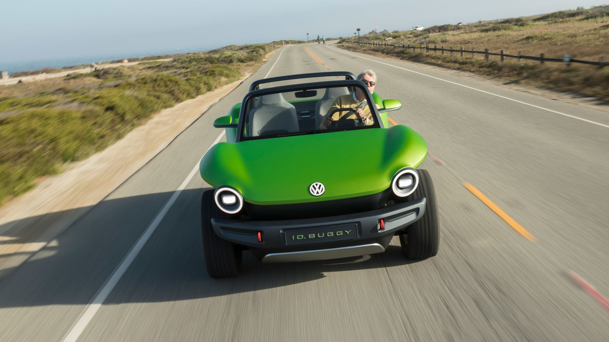 VW ID Buggy: electric prototype driven | CAR Magazine