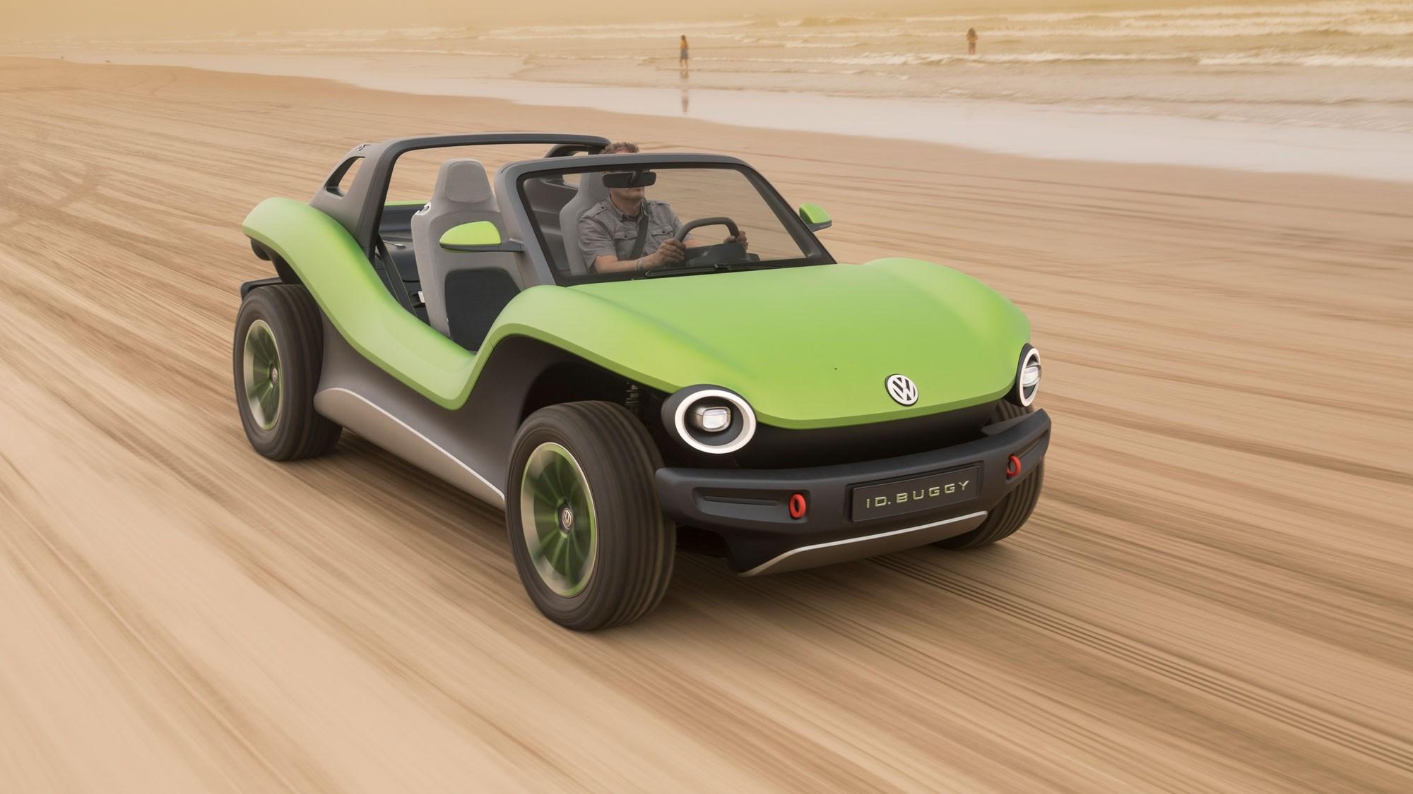 VW ID Buggy: electric prototype driven | CAR Magazine