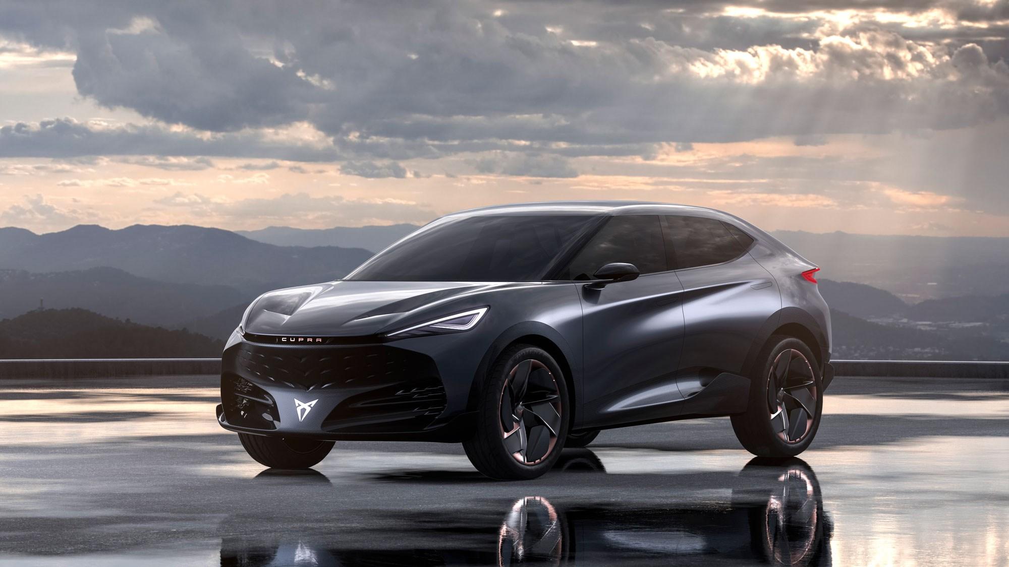 Cupra Tavascan: all-electric SUV concept revealed | CAR Magazine