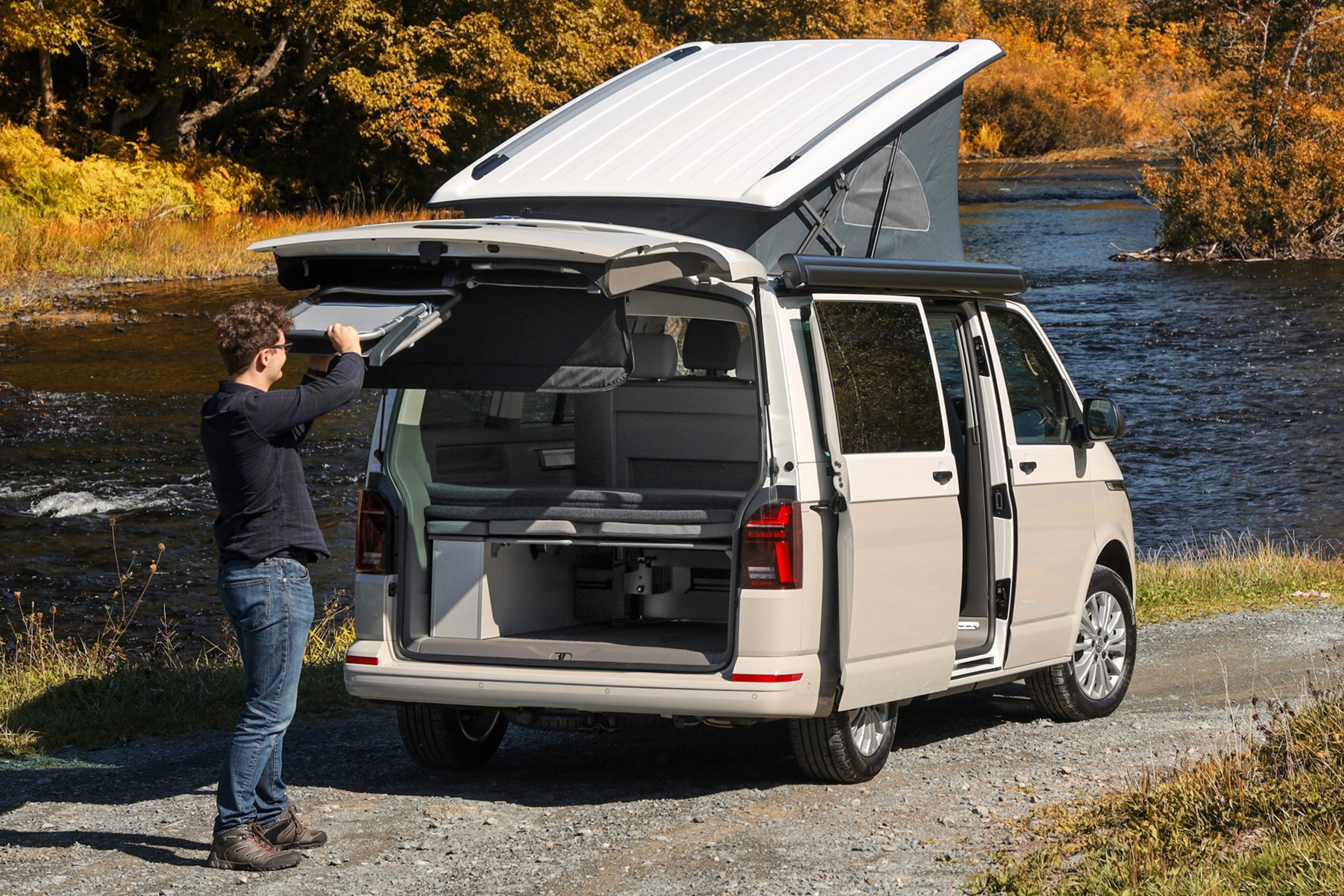 Volkswagen California 6 1 Campervan Full Details On Car Car Magazine