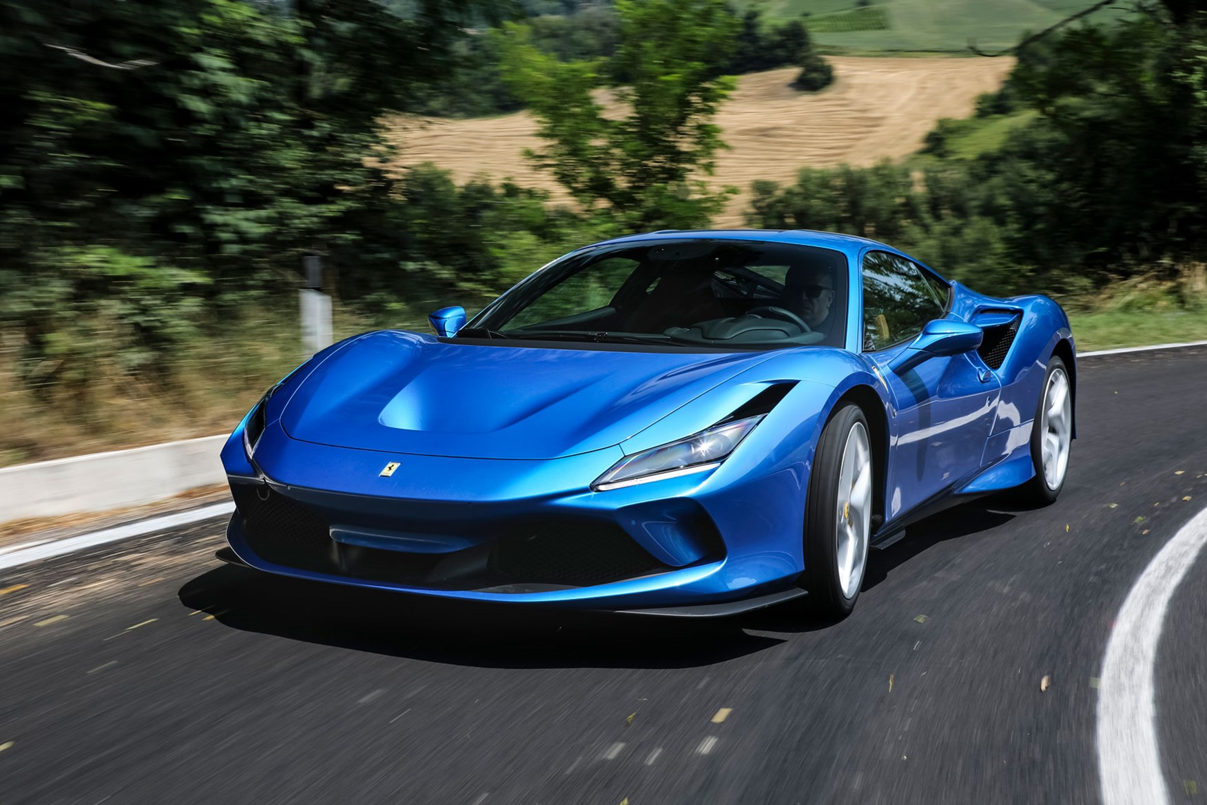 Ferrari F8 Tributo Review Mission Accomplished Car Magazine