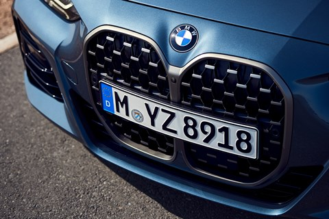 4-series grille