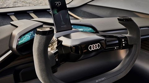 Audi AI Trail takes Quattro way off the beaten track | CAR