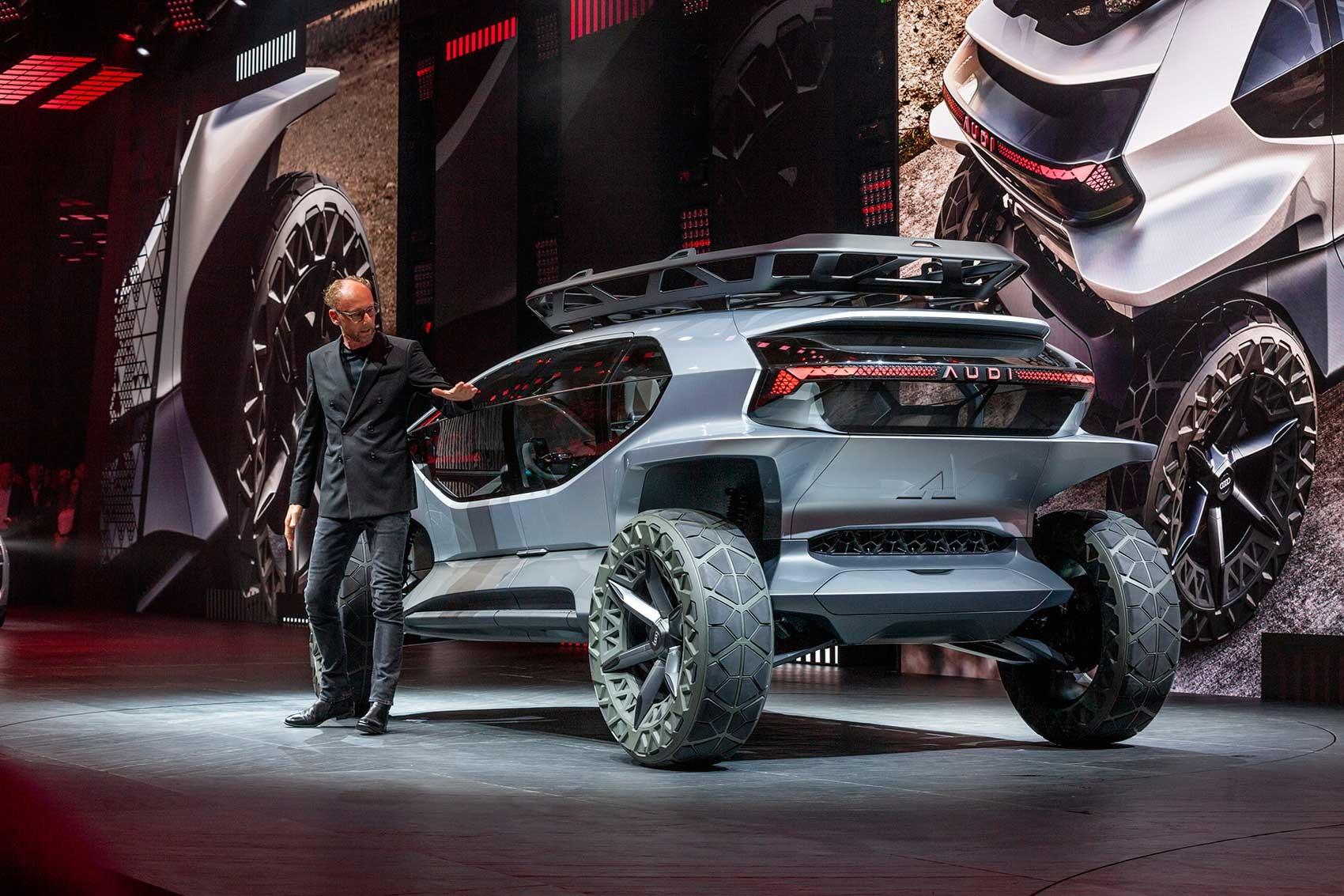 Kelebihan Kekurangan Audi Ai Spesifikasi