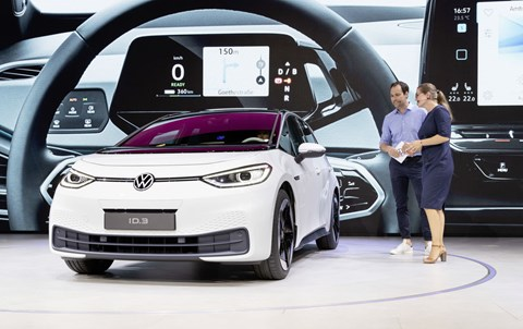 Volkswagen ID.3 electric car: a brave new era for Wolfsburg