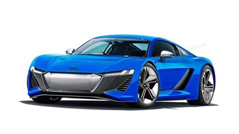 Audi etron gtr
