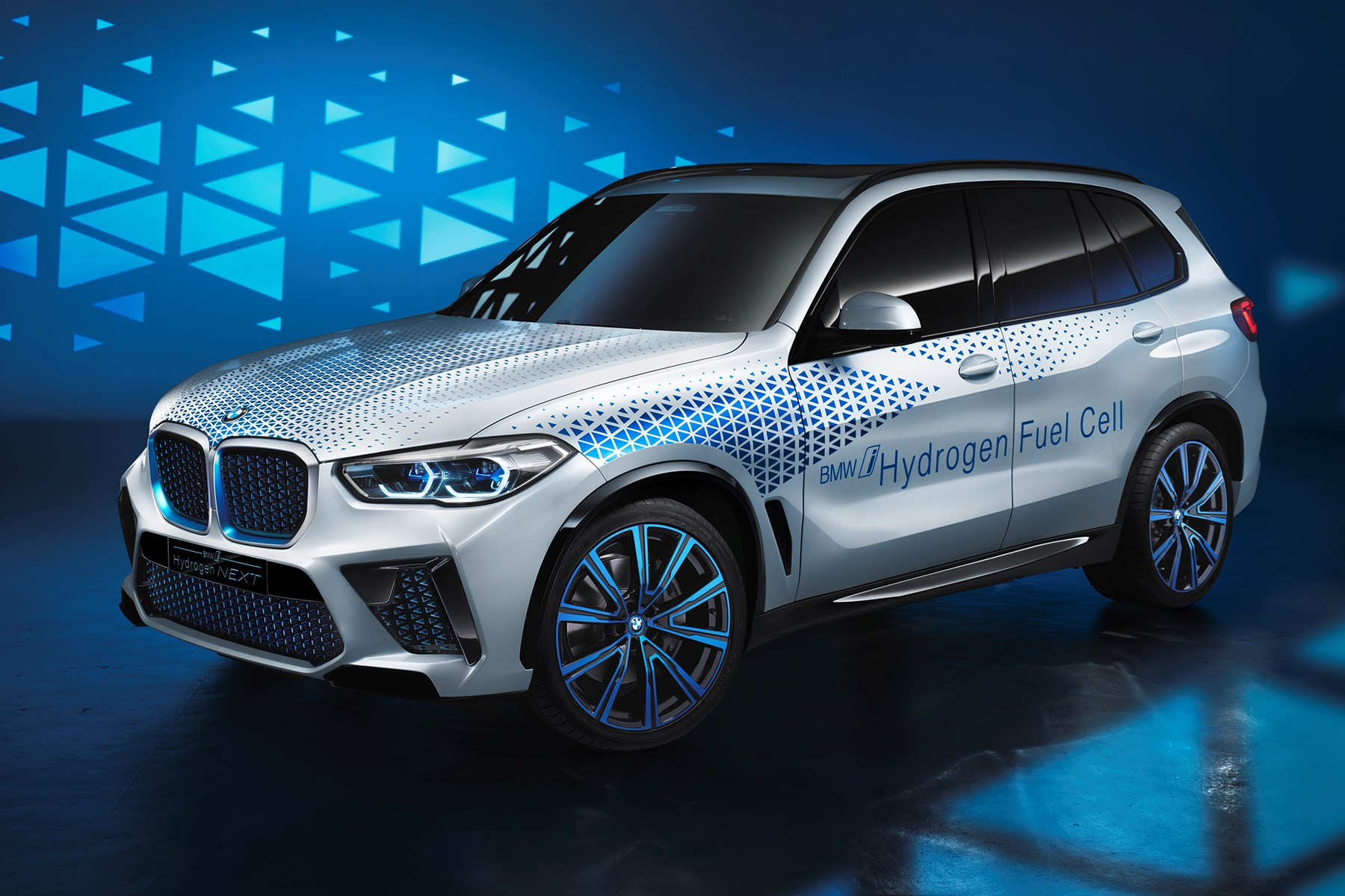 Bmw I Hydrogen Next The Future S Not All Electric Yet Car Magazine